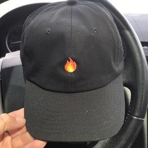 Accessories - Lit 🔥 emoji dad hat